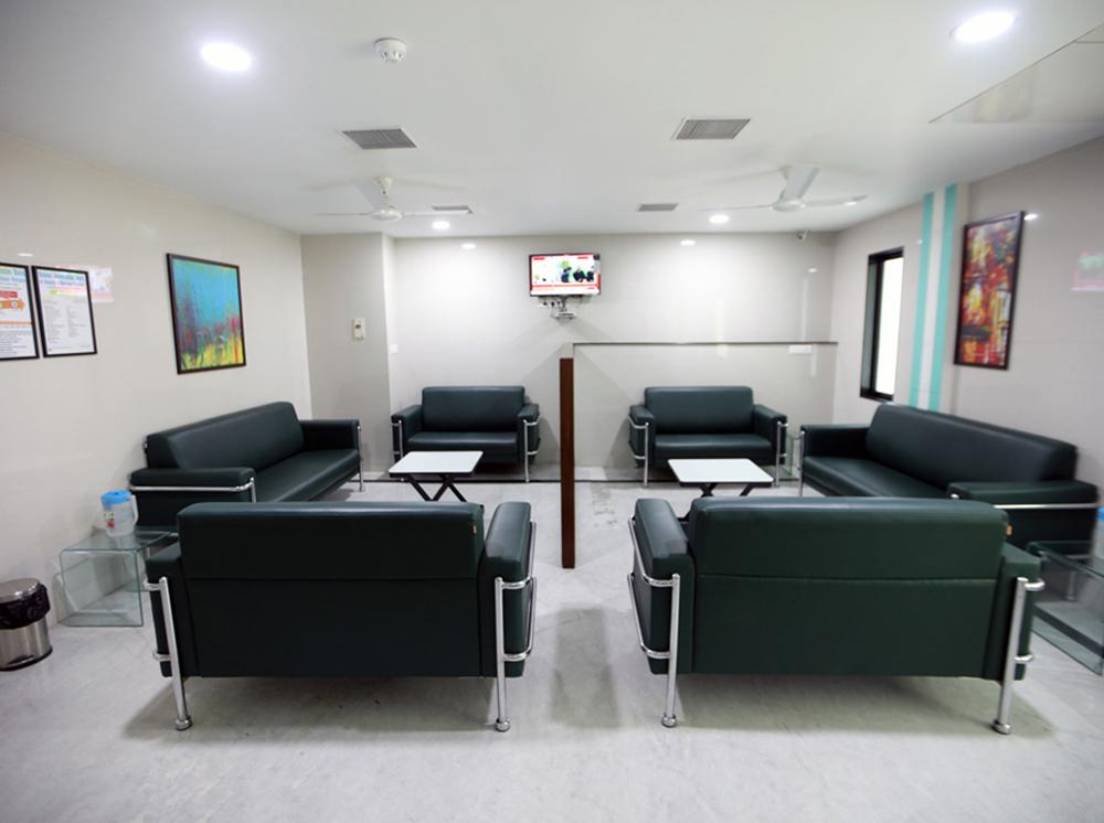 Radial Lounge