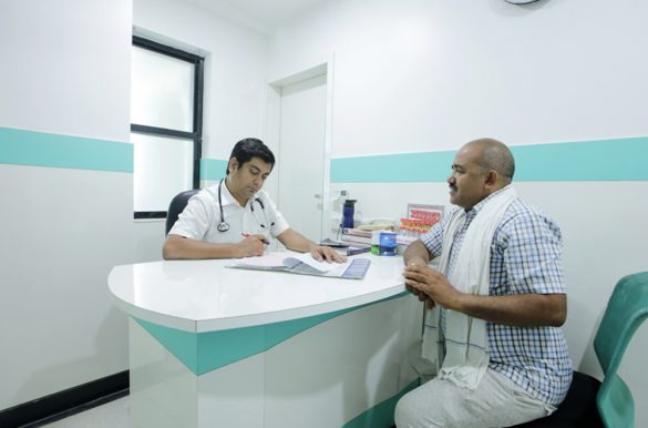 Health counselling section