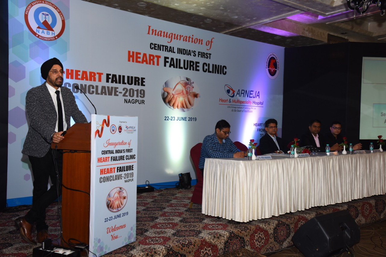 heart failure conclave